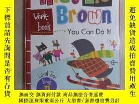 二手書博民逛書店布朗兒童英語罕見YOU CAN DO IT!(level two