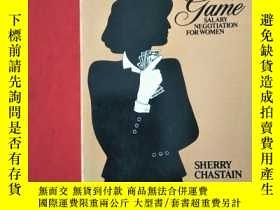 二手書博民逛書店WINNING罕見THE SALARY GAME Salary