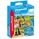 playmobil 釣魚的人_PM70063