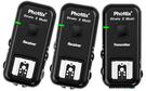 呈現攝影-Phottix Strato II C 無線閃燈觸發器2.4G CANON用 可雙閃 分組 喚醒 德國名牌 ETTL 離機閃 一對二