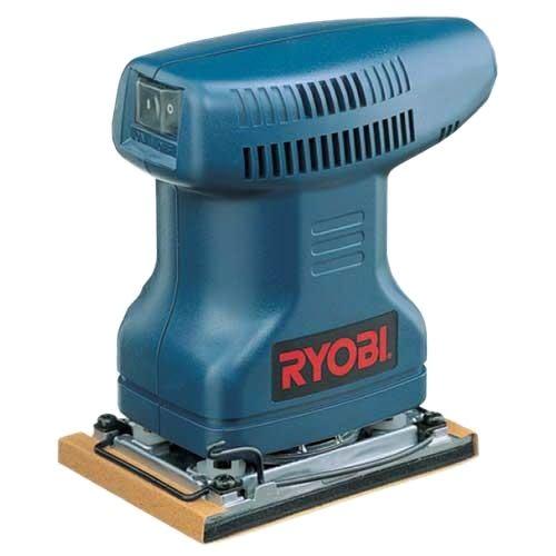 現貨-RYOBI S-550-砂紙機磨砂機刨光機+黏扣式佶川鑽石手磨片