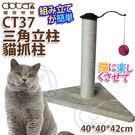 【培菓平價寵物網】寵愛物語》CT37三角...