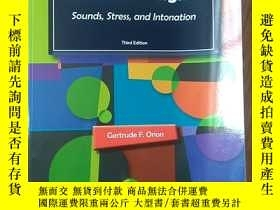 二手書博民逛書店Pronouncing罕見American English sounds,stress,and intonatio