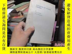 二手書博民逛書店elemnts罕見of system theory 384419
