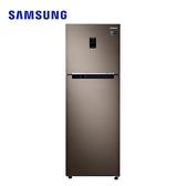 [SAMSUNG 三星]323公升 雙循環雙門冰箱-奢華棕 RT32K553FDX