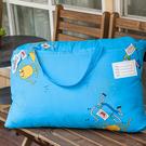 睡袋 / 兒童標準【探險活寶歌唱篇】標準幼教款 高密度磨毛布 戀家小舖台灣製ABF088