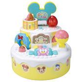 日本迪士尼 米奇與他的朋友生日派對蛋糕 英語學習 DS89913 TAKARA TOMY