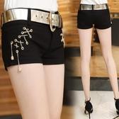 低腰超短褲女2020夏季新款韓版時尚百搭緊身顯瘦性感包臀彈力熱褲 西城故事