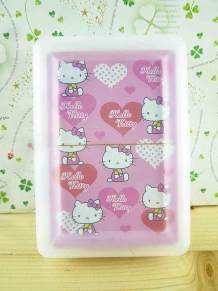 【震撼精品百貨】Hello Kitty 凱蒂貓~撲克牌-粉色