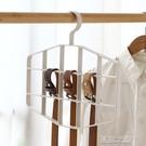 曬衣架 多功能掛圍巾收納架子家用多層領帶絲巾架腰皮帶絲襪掛架絲襪衣架