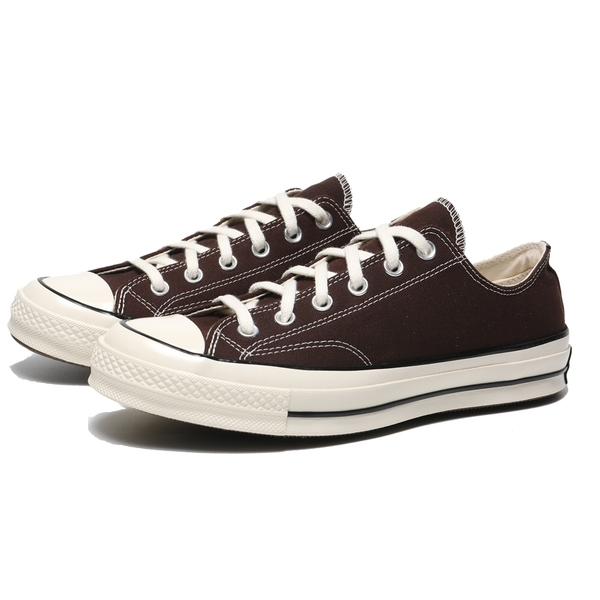CONVERSE CHUCK TAYLOR ALL STAR 1970 70S 巧克力 奶油頭 黑標 帆布鞋 低筒 男女 (布魯克林) 170554C