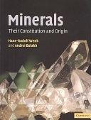 二手書博民逛書店 《Minerals: Their Constitution and Origin》 R2Y ISBN:0521529581│Cambridge University Press