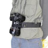 單反相機固定防甩腰帶登山戶外攝影騎行腰包帶【雲木雜貨】