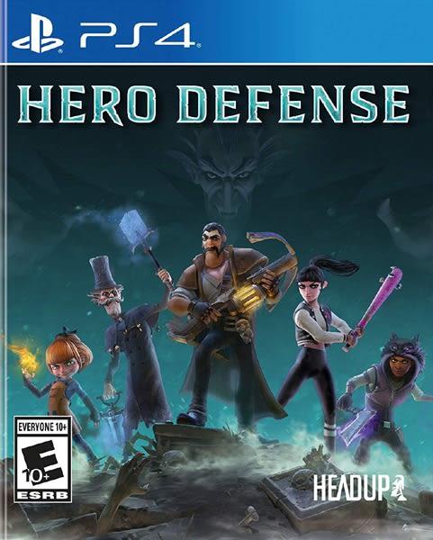 PS4 英雄防守(美版代購)