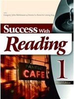 二手書博民逛書店《Success With Reading 1 (Third E