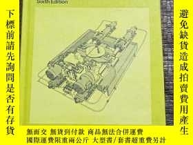 二手書博民逛書店Marine罕見Auxiliary Machinery Sixt