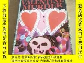 二手書博民逛書店VALENTINE罕見MURDERY26026 見圖 見圖 出版1999