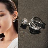 【雙11】甜美氣質女韓國簡約時尚個性耳骨夾小飾品耳環耳夾無耳洞女潮流坐標免300