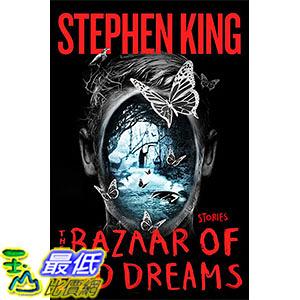 [ 美國直購 2016 暢銷書] The Bazaar of Bad Dreams: Stories Hardcover