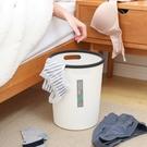 家用垃圾桶廁所衛生間廚房臥室客廳創意辦公室用簡約分類馬桶紙簍NMS【蘿莉新品】