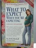 【書寶二手書T5/保健_ZDX】What to Expect When You're Expecting