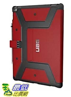 [美國直購] URBAN ARMOR GEAR 紅色 Folio 12.9吋 iPad Pro 立架式 平板 保護殼 UAG