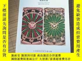 二手書博民逛書店CHRISTIES罕見佳士得2019年 IMPORTANT WA