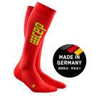 CEP 超輕量-運動壓縮長襪-紅綠 ( 男/女 )WP45MC/WP55MC