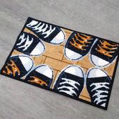 范登伯格-埃及進口防滑優質踏墊-帆布鞋44x70cm