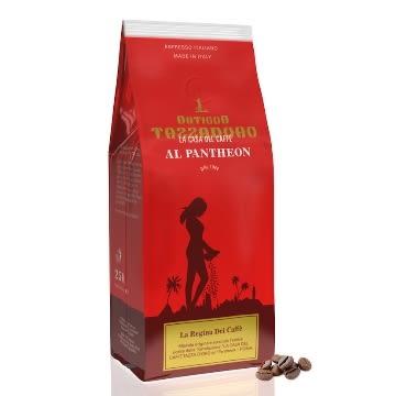 金杯女王 義式咖啡機用咖啡 粉 250G 義大利 羅馬三大老咖啡(鹿角 老希臘 金杯)