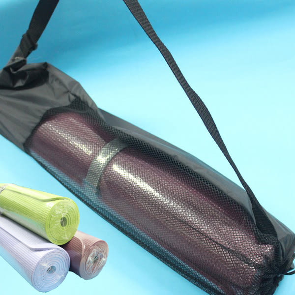 NBR環保瑜珈墊 (送背袋) 台灣製造 MIT 厚6mm /一個入 [#560] 運動墊 地墊 軟墊 睡墊 遊戲墊 健康雕塑