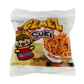 SUKI 韓式小雞麵(6入裝) 180g ◆86小舖 ◆