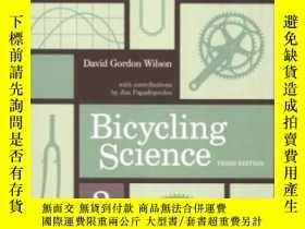 二手書博民逛書店Bicycling罕見ScienceY364153 David Gordon Wilson The Mit P