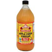 【現貨新效期 】Bragg 阿婆有機蘋果醋 32oz(946ml)/大瓶 #全素可食 #有機認證蘋果醋 #全素