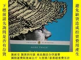 二手書博民逛書店Mark罕見Twain:The Adventures of Hu