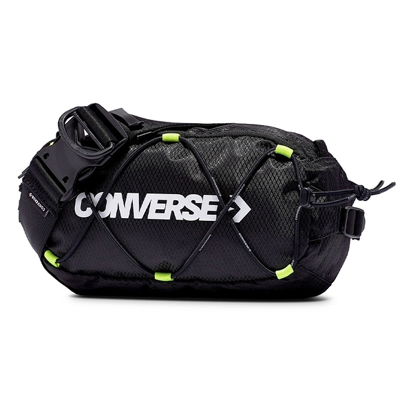 Converse Swap Out Sling 黑 斜背 腰包 休閒 小包 10020241-A01