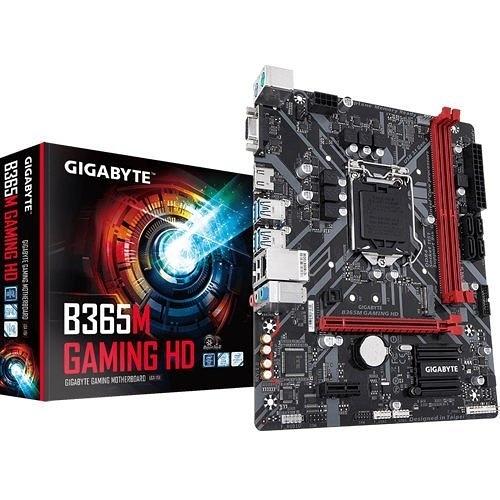 (C+M) 技嘉 B365M GAMING HD 主機板 + Intel Core i3-9100F【刷卡 含稅價】