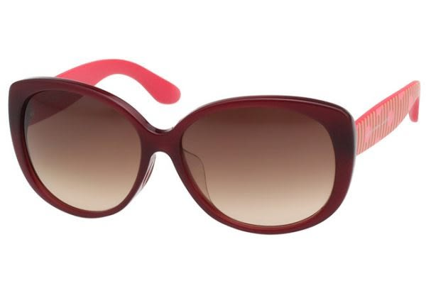 MARC BY MARC JACOBS 太陽眼鏡 (酒紅色)MMJ375FS