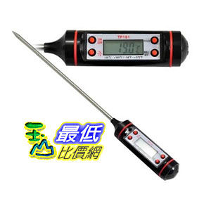 [104美國直購] Cooking Thermometer 烹飪溫度計  B00PQY7PUS Digital Meat Candy Food Grill Thermometer for Cooking $794