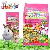 【培菓平價寵物網】PettyMan 《PM-13 迷你兔營養主食飼料‧2.4kg》除尿臭高嗜口性