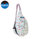 【西雅圖 KAVU】 Mini Rope Bag 休閒肩背包 衝浪營地 #9150