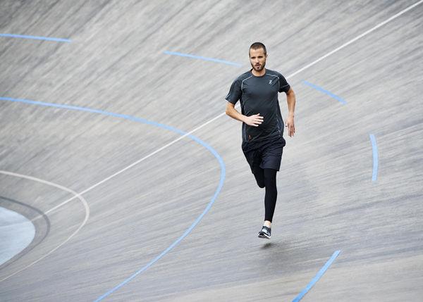 ON 瑞士品牌 超輕量 專業 跑鞋/運動鞋 透氣快乾 蘇打綠 (男) ★買就送魔術棉巾★