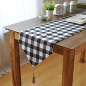 時尚優雅空間餐桌布 茶几布 隔熱墊 鍋墊 杯墊 桌旗165 (30*140cm)