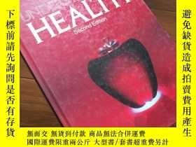 二手書博民逛書店Understanding罕見health introducti