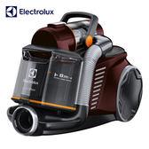 送風動吸頭【伊萊克斯Electrolux】臥式插電雙通道旋風鎖塵吸塵器 ZUF4303REM