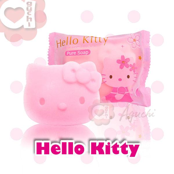 ☆ Hello Kitty ☆ 凱蒂貓 櫻花香氛造型香皂/ 精油皂~伴手禮/婚禮小物