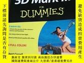 二手書博民逛書店Canon罕見EOS 5D Mark III For Dummi