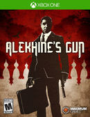 X1 Alekhine's Gun 艾勒翰的槍(美版代購)