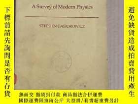 二手書博民逛書店the罕見structure of matter:a survey of modern physics(P1036