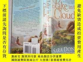 二手書博民逛書店Lake罕見in the Clouds【英文原版】Y13917